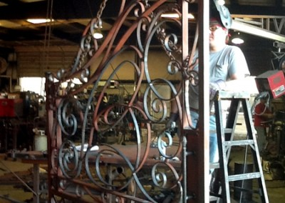 MSW Ornamental Iron