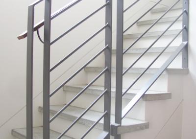 MSW Ornamental Iron Railings