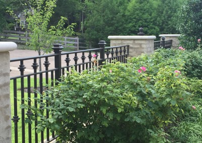 MSW Ornamental Iron Railings