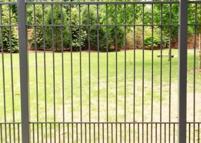 MSW Ornamental Iron Fencing