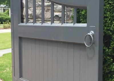 MSW Ornamental Iron Gates